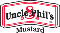 Uncle Phil's Mustard Logo