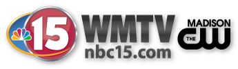 WMTV NBC Channel 15 Logo
